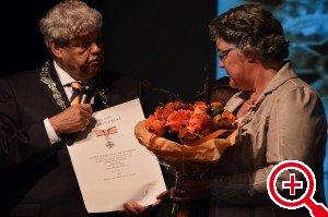 Jolanda de Beij-Ouborg. (Foto: Bas de Zeeuw)