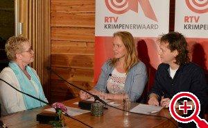 Anneke Huizinga. (Foto: Bas de Zeeuw)