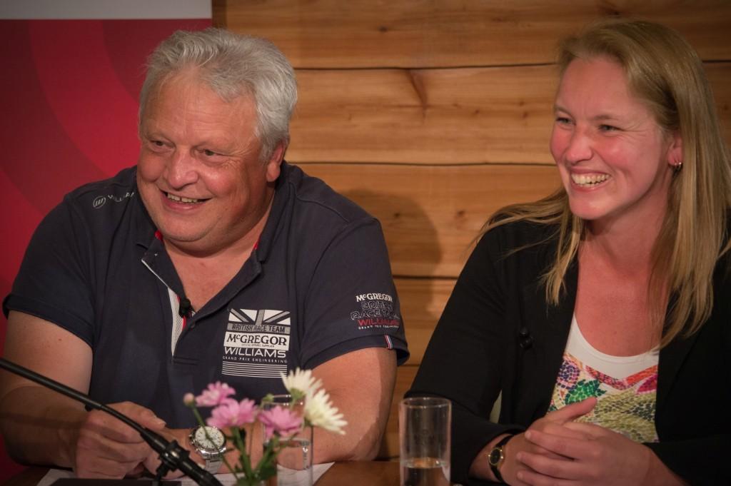 Jan Timmer en Ilja Bakker.