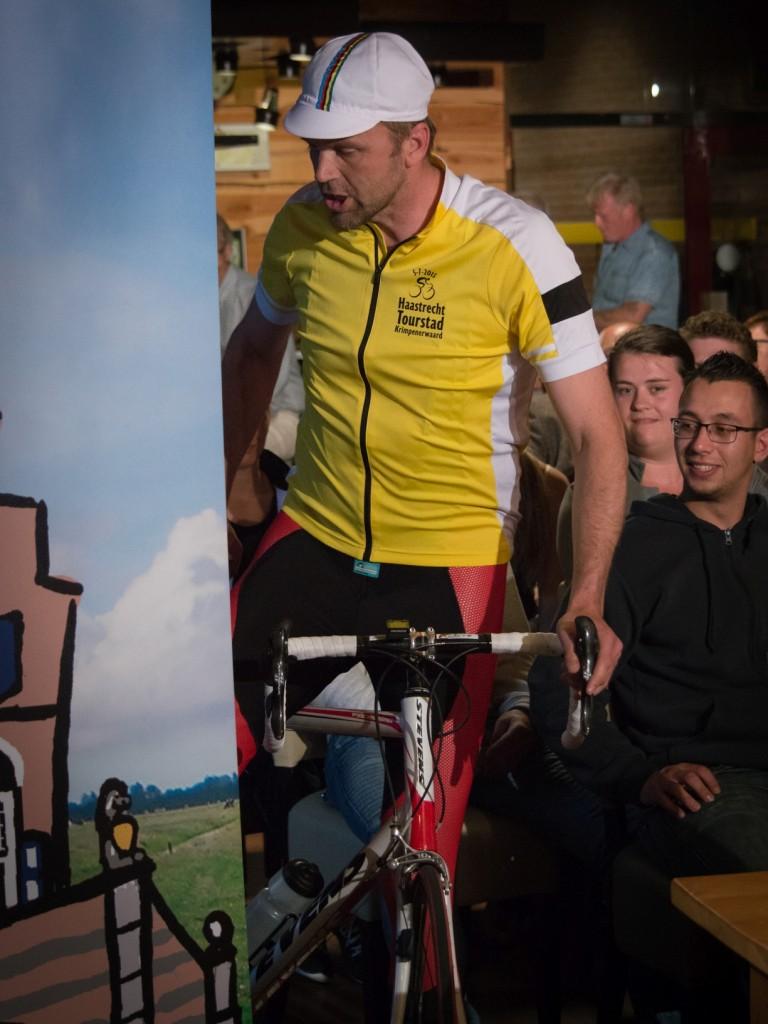 5 juli: Tour de France door Haastrecht.