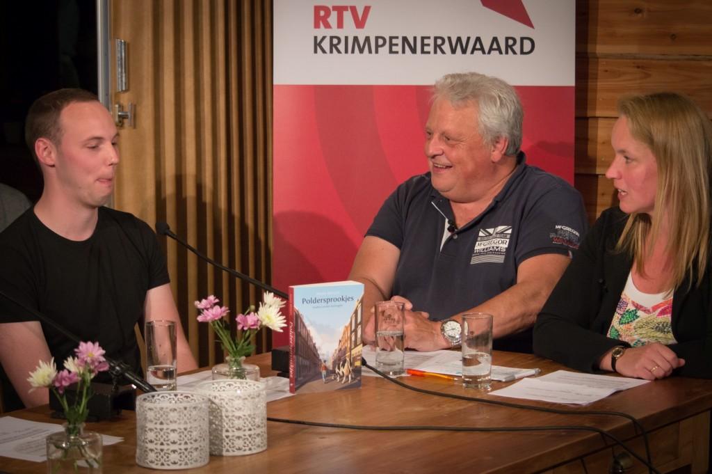 Mark Breijer over zijn eerste boek Poldersprookjes.