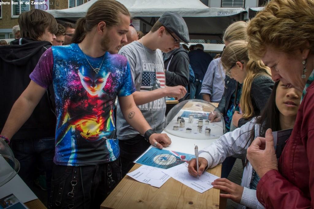 Wedstrijd studenten Vakschool Schoonhoven: wie heeft het mooiste pillendoosje gemaakt?