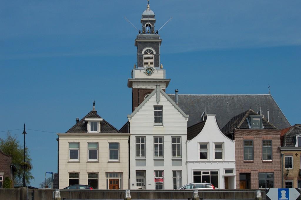 Zicht op de Grote- of Johanneskerk. (Foto: Bas de Zeeuw)