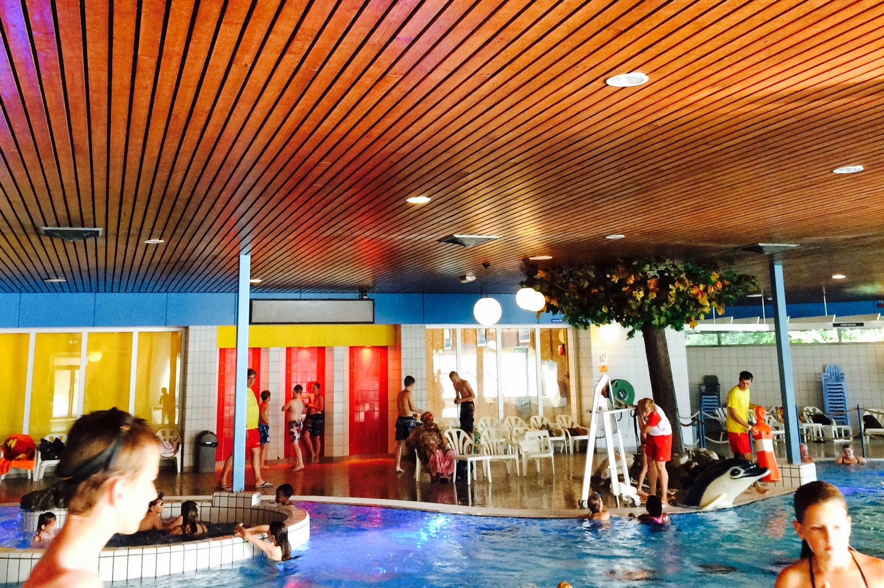 Zwembad De Lansingh.Zwemmen Tijdens Renovatie De Lansingh Rtv Krimpenerwaard