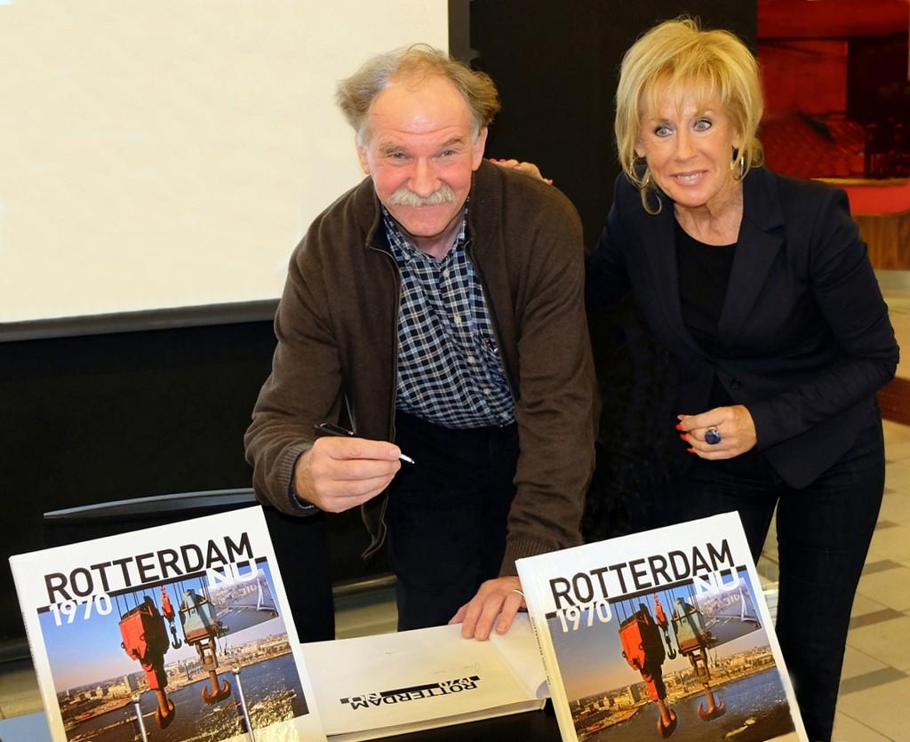 Eppo Notenboom en Joke Bruijs.