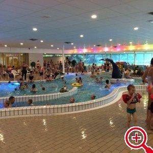 Zwemmen Tijdens De Kerstvakantie Rtv Krimpenerwaard