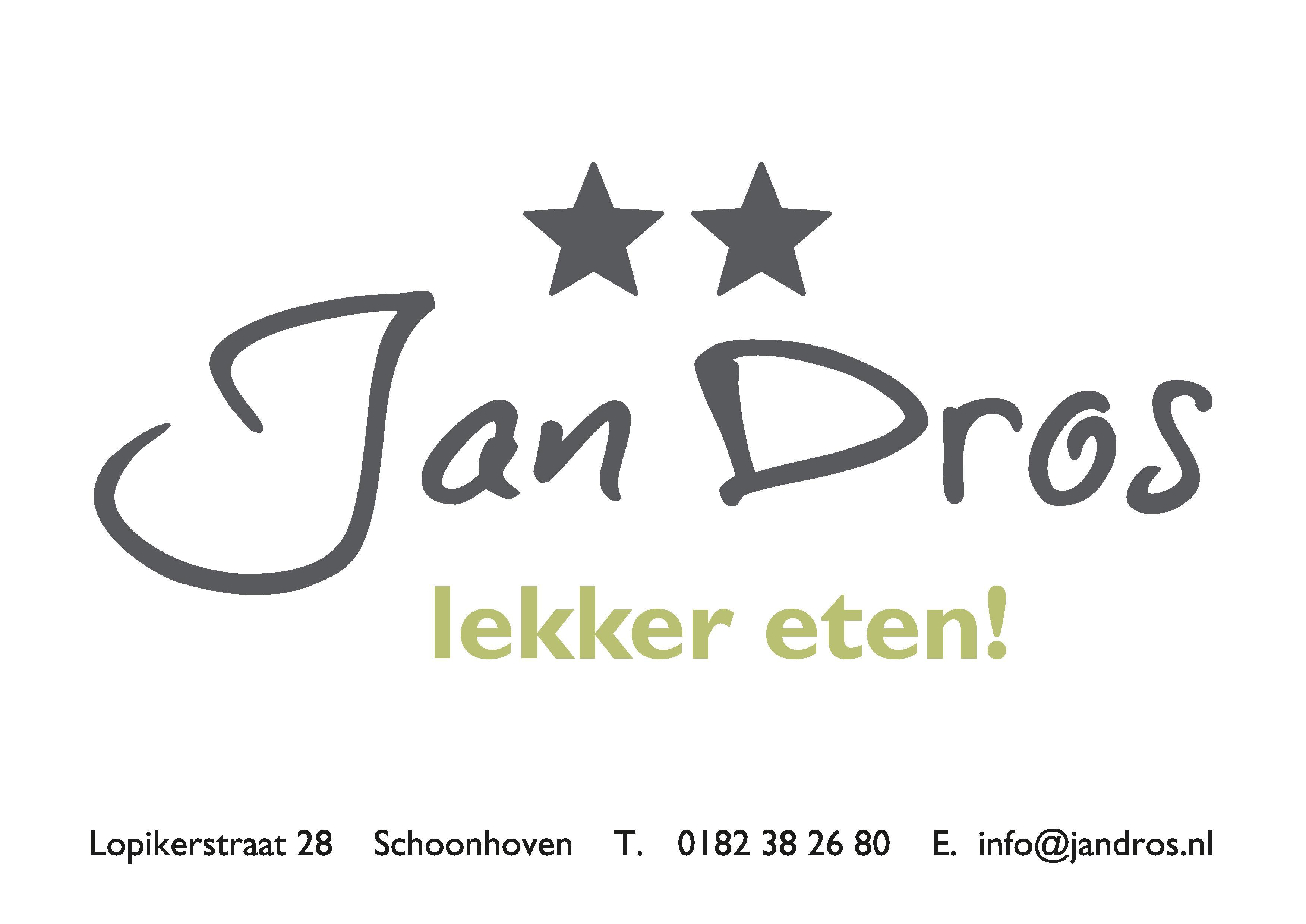 Jan Dros