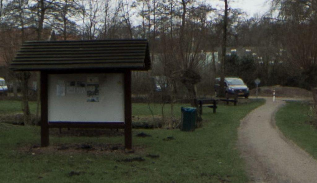 Pakeerplaats Loetbos alleen nog toegankelijk voor fietsen en invalidenauto's