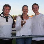 Wendy van Buren vervaardigt 'Frenkie de Jong-ring'