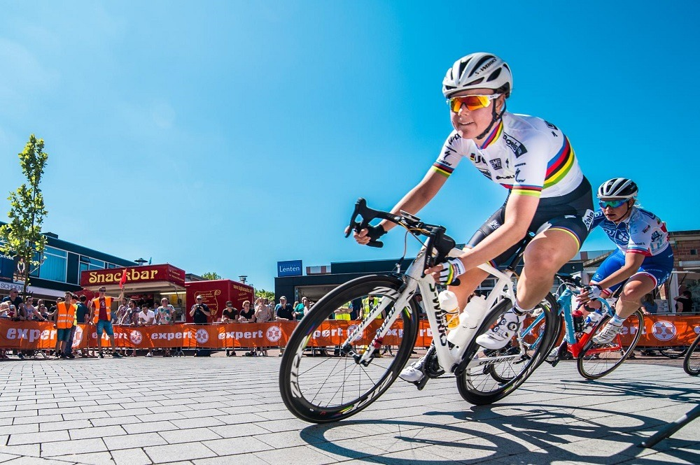 Ronde van Lekkerkerk heeft ook Wiebes en oud-wereldkampioen Dideriksen