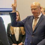 Van der Klugt beëdigd als dijkgraaf Schieland en de Krimpenerwaard
