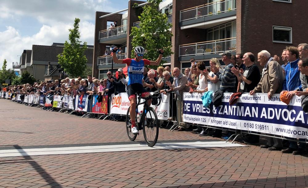 Janneke Ensing wint 57e Ronde van Lekkerkerk