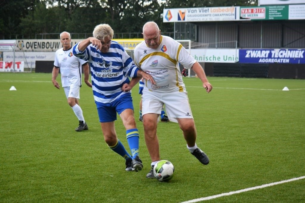 Ook Walking Football in Stolwijk