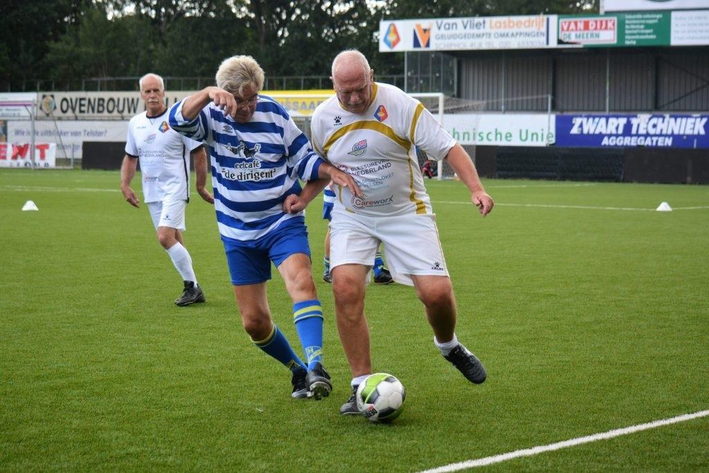 Ook Walking Football in Stolwijk