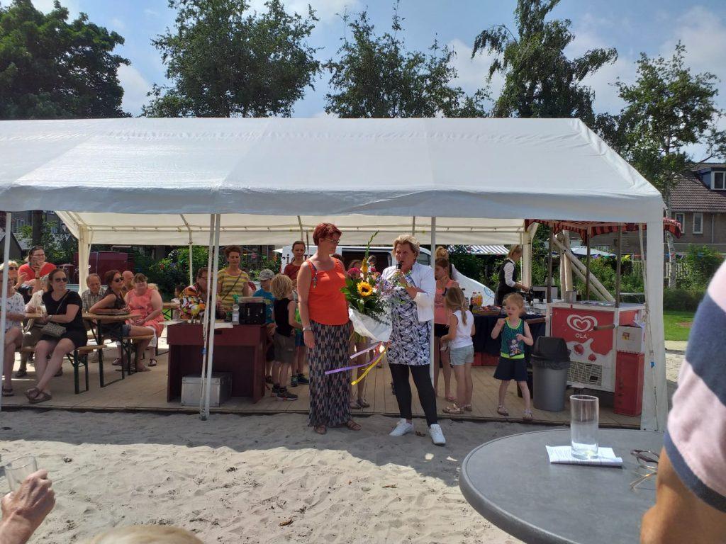 Speeltuin Park Boerhaavelaan geopend