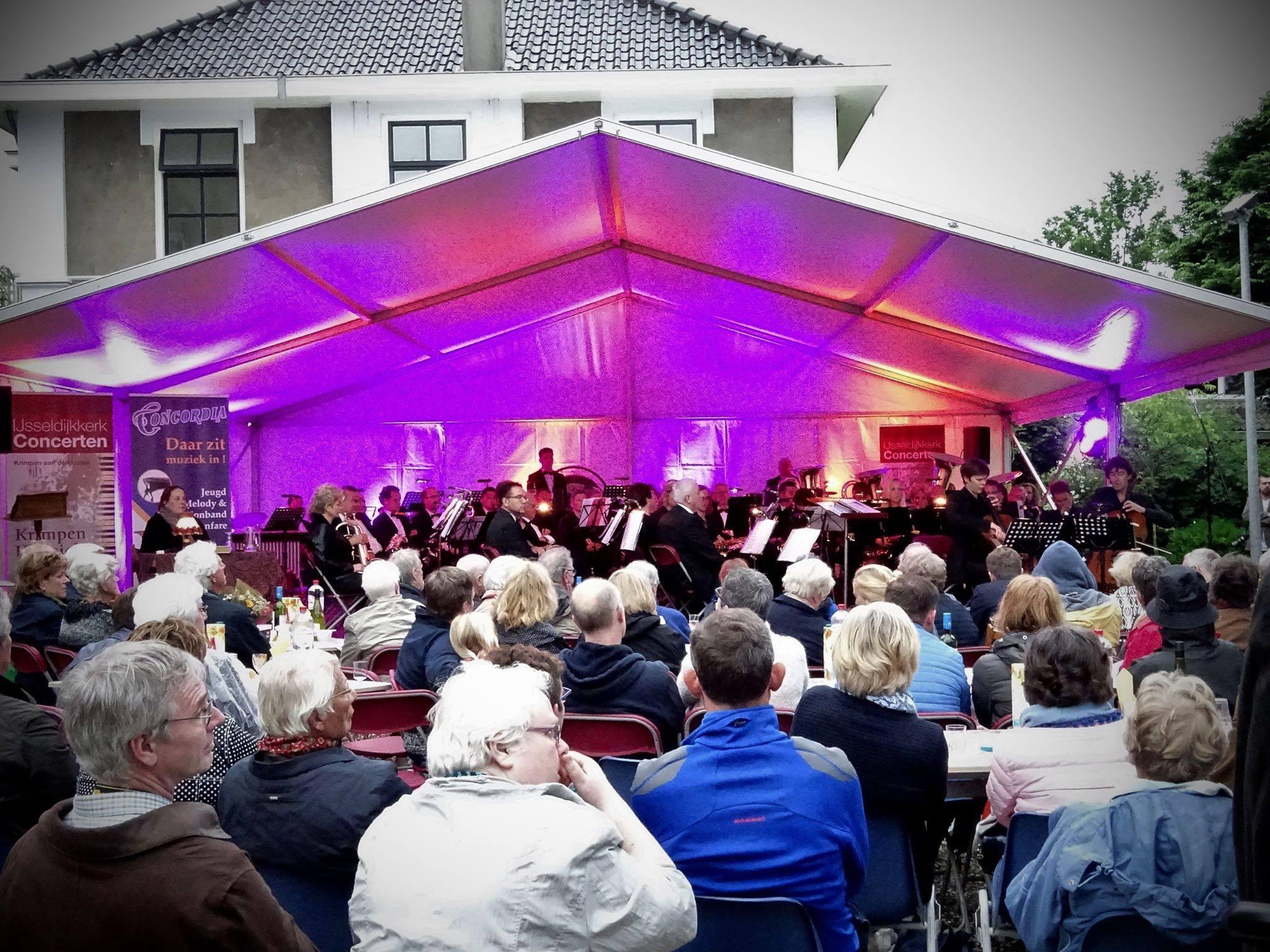 Midzomeravondconcert in tuin IJsseldijkkerk 🗓