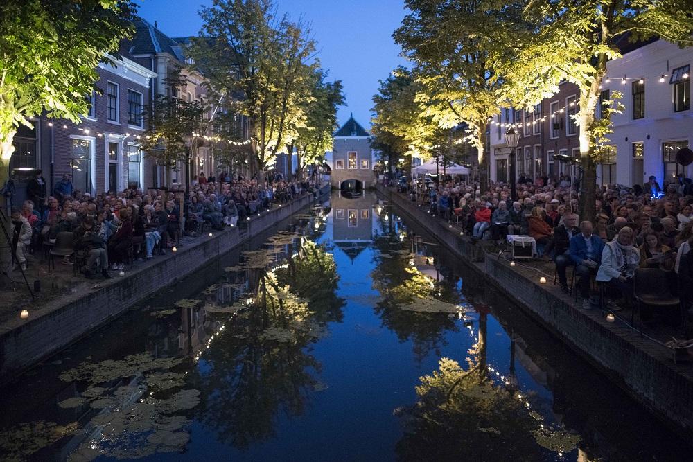 Aanmelden voor 12e Nazomerfestival Schoonhoven