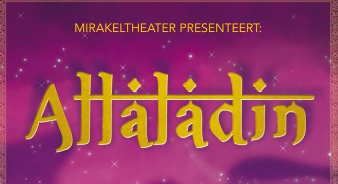 Mirakel speelt musical 'Allaladin'