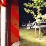 Noodweer houdt huis op camping 't Wilgerak
