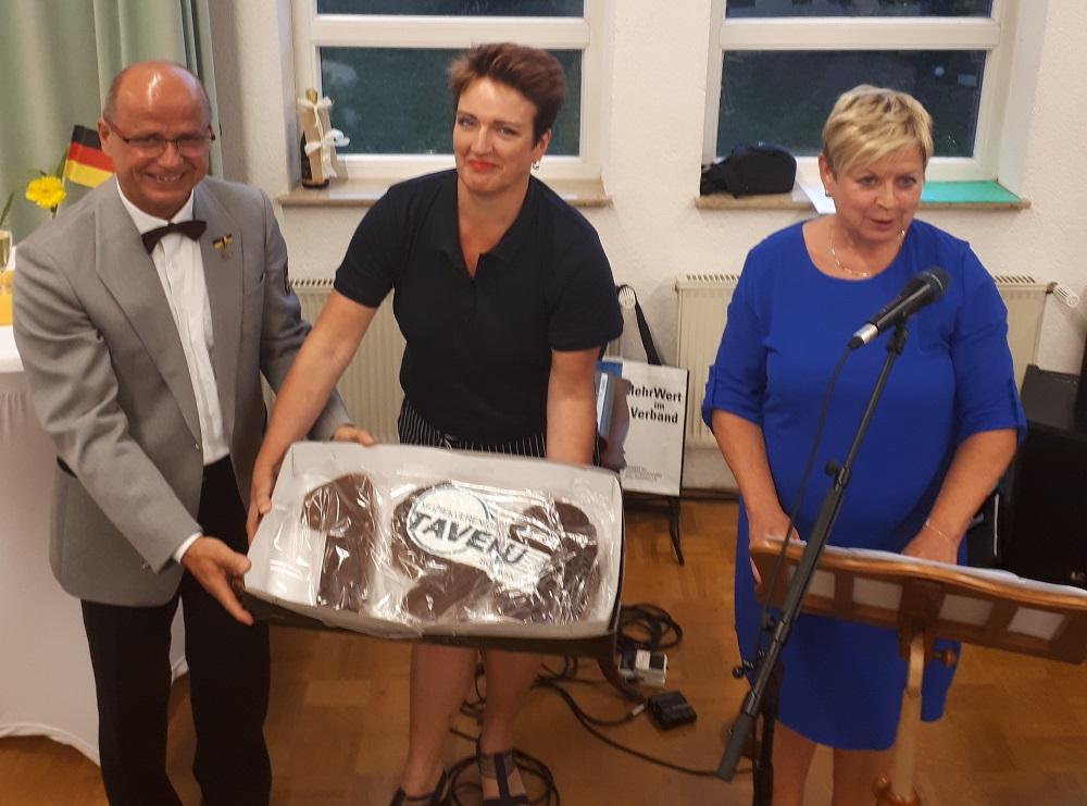Tavenu Schoonhoven bezoekt Weil der Stadt