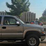 Poging autodiefstal verijdeld door eigenaar