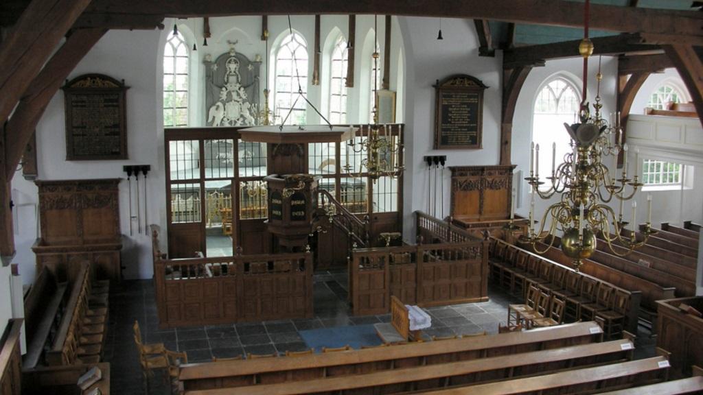 Dorpskerk Ouderkerk open voor publiek 🗓