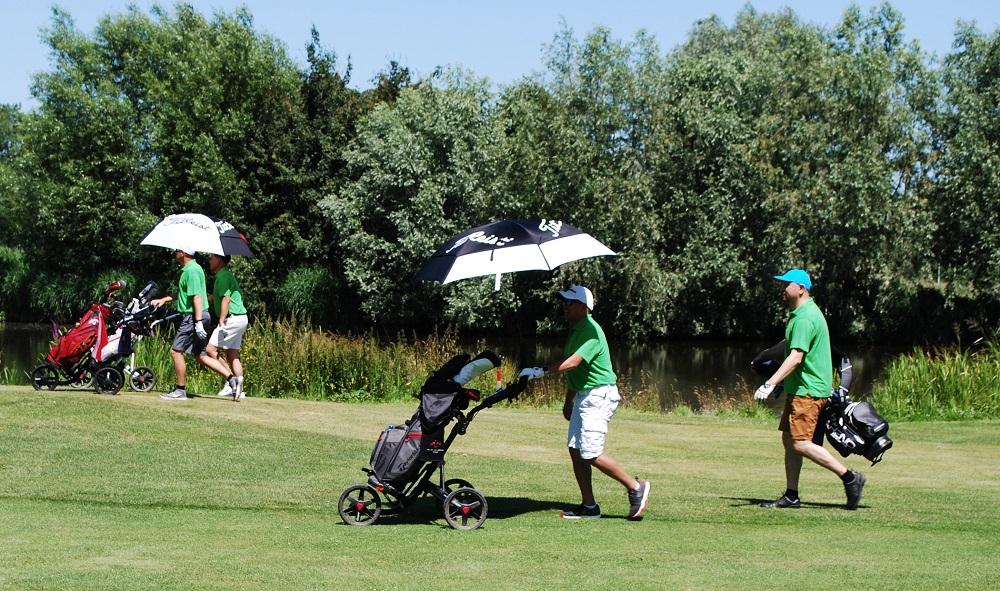 Weer volle bak bij golftoernooi Krimpense Lions