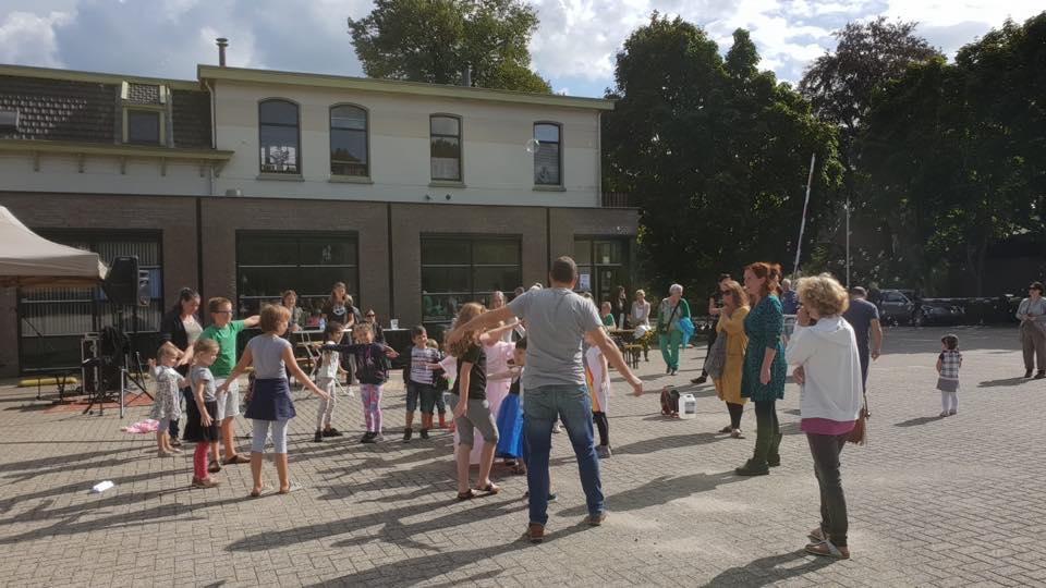 Festival afsluiting eerste seizoen Cultuur Station