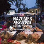 Openluchtbioscoop aftrap 12e Nazomerfestival Schoonhoven