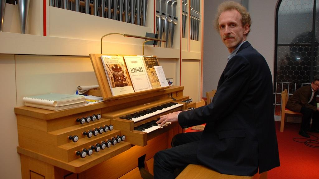 Orgelconcert Christiaan van de Woestijne in Dorpskerk 🗓