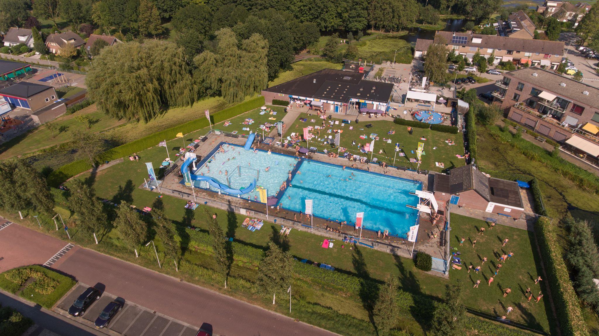 Zwembad Ons Polderbad bestaat zestig jaar