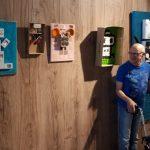 Expositie 'de robots van Mak' in Cultuurhuis
