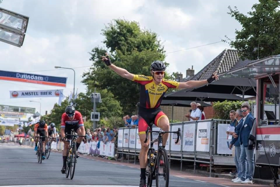 Remco Schouten wint ook in Wateringen