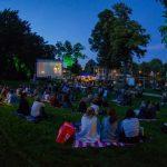 Openluchtbioscoop on tour in Nieuwpoort