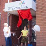 Nieuw logo voor St. Catharinaschool Haastrecht