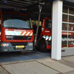 Open dag bij brandweer Krimpen aan den IJssel