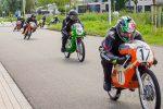 In beeld: historische motorraces Schoonhoven