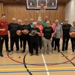 Walking basketball van start in Krimpen