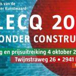 Beeldende kunstprijs La Lecq 2019