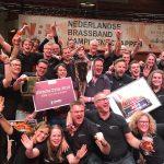 Brassband Schoonhoven A Nederlands Kampioen geworden