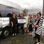 Cheque voor Belbus Schoonhoven