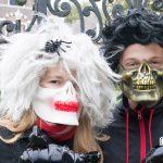 Weer Halloween in Haastrecht