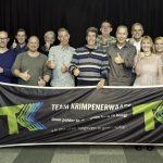 Team Krimpenerwaard in de startblokken