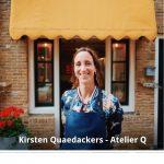 Goudsmid Kirsten pleit voor meer vakgenoten