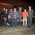 Uitreiking Koninklijke onderscheidingen brandweer Haastrecht