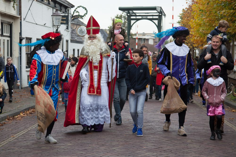 Sinterklaas weer in de Krimpenerwaard
