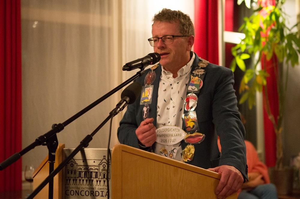 Nieuwe polderdichter: Teus Stouthart