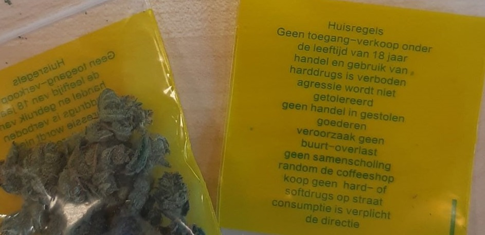 Drugs in woning Krimpen aan de Lek