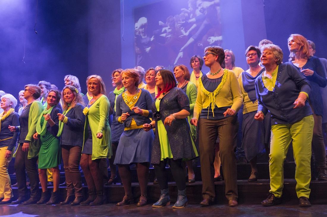 Vocal Group Jade valt opnieuw in de prijzen