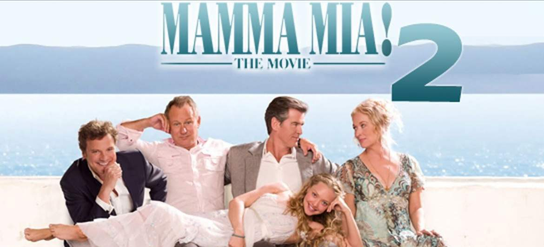 Concordia Filmavond: Mamma Mia 2 🗓